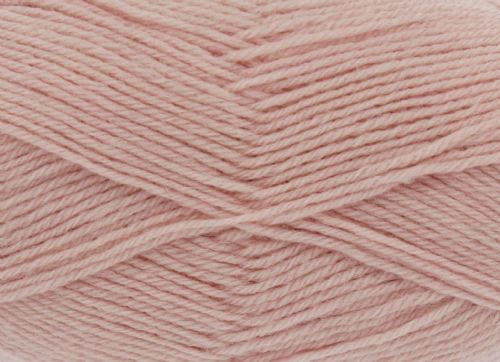 King Cole Pure Wool Yarn 500g Cone 4ply - Blossom